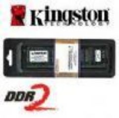 זכרון למחשב קינגסטון Kingston KVR800D2N6/2G 2G DDR2 800MHz Non-ECC CL6 DIMM Singel