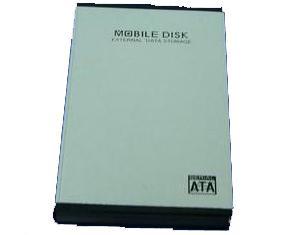 מארז חיצוני לדיסק קשיח SNT ST-2215SUES 2.5 SATA to eSATA+USB 2.0