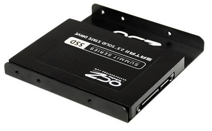 פריים לדיסק קשיח Ocz OCZACSSDBRKT 2.5'' to 3.5'' Mounting Bracket for SSD Drives