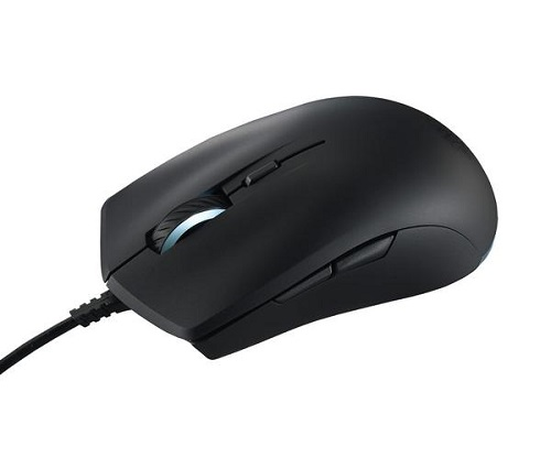 עכבר חוטי יו אס בי   COOLER MASTER MOUSE LITE S BLACK with White LED