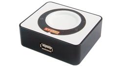 שרת מדפסות קווי STLAB N-340 Print Server USB2.0