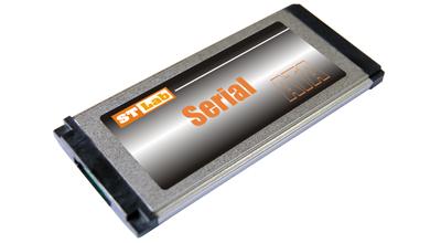 כרטיס הרחבה למחשב נייד ST-Lab C-430 EXPRESS CARD to e-SATA Slim design