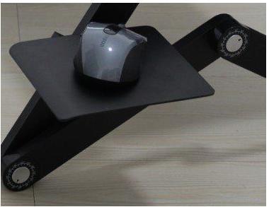 משטח לעכבר מותאם שולחן / סטנד טופ דסק Topdesk Stand For Mouse