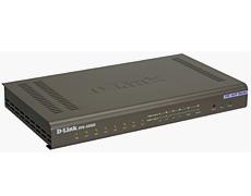 ממיר מתאם D-Link VOIP Station Gateway 8 Port 8X FXP + 4X LAN