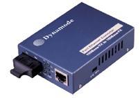 ממיר אופטי Dynamode TT100-TF100SC 10/100TX -100Base (SC) MM Duplex Converter