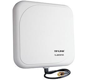 אנטנה כיוונית חוץ מבנה TP-Link TL-ANT2414A 14dBi Outdoor Directional Antenna + Cable SMA 1Meter