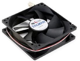 מאוורר שקט למארז זלמן Zalman ZM-F2 Plus Cooler 92mm