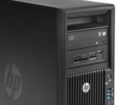 תחנות עבודה מקצועית לגרפיקה HP Z420 Workstation Xeon E5-1620 3.6GHz 12GB 1TB N-Vidia Quadro 2000