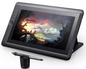 לוח כתיבה אלקטרוני מסך אינטראקטיבי Wacom DTK-1300-4 Cintiq 13HD interactive pen display