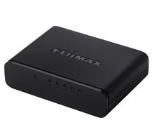 מתג שולחני 5 ערוצים אדימקס Edimax ES-3305P 10/100Mbps Fast Ethernet Desktop Switch
