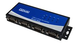 ממיר 4 יציאות ST Lab IU-120 USB2.0 to RS422/RS485 X4 Adapter With Speeds up to 1Mbps