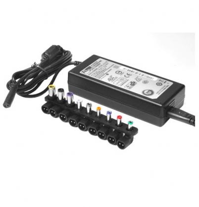 מטען למחשב נייד אוניברסלי AcBel ADB002 AC Notebook Power Adapter 90W