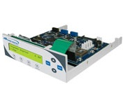 בקר למגדל צריבה משכפל דיסקים תצוגה דגיטלית 1-7 VinpowerDigital VPD7S SATA