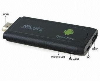 מיני פיסי אנדרואיד 4.22 המחשב בגודל דיסק און קיי שפשוט ידהים אותכם 4 ליבות 2GB RAM 8GB זכרון והרחבת כרטיס
