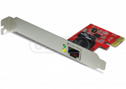 כרטיס רשת ג'יגהביט יוניטק Unitek Y-7509  10/100/1000Mbps Gigabit PCI Network Adapter