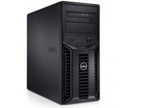 שרת דל DELL T110II E3-1220  Xeon processor E3-1220 16GB 2 x 1TB SATA