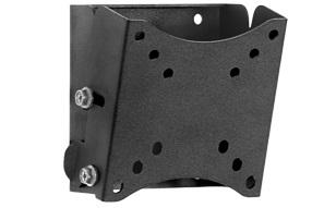 זרוע ברקן קבועה לקיר עם הטייה למסך דק LCD/LED עד ''barkan E11B 26