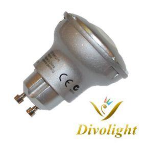 נורת לד GU10 4.5W LED Spot Lamp