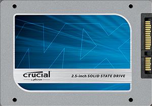 כונן קשיח פלאש Crucial CT256MX100SSD1 SSD 256G MX100 SATA3 6Gbps 550/333MB/s
