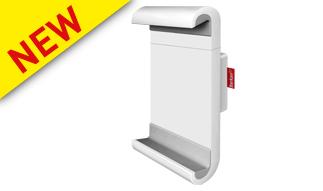 זרוע קבועה לטאבלט 360 מעלות לקיר צבע לבן  ''barkan T50 12-7