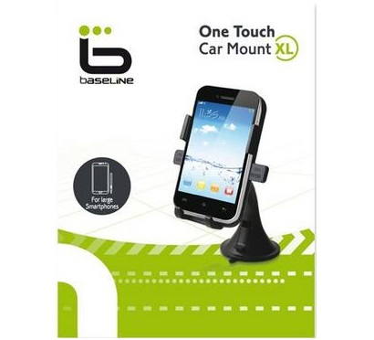 זרוע לרכב תושבת וואקום בייסליין Baseline One Touch XL Car Mount