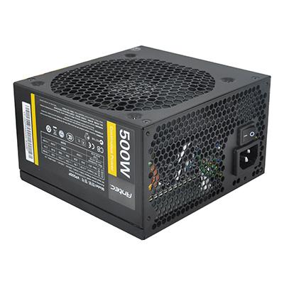 ספק כוח אנטק Antec VP500PC EC 500W 120mm Active PFC