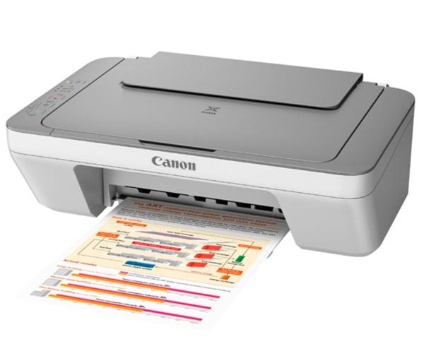 מדפסת משולבת ללא פקס קנון Canon PIXMA MG2450 4800DPI