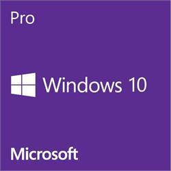 מערכת הפעלה מיקרוספט אנגלית Microsoft Windows10 Pro 64Bit English DVD