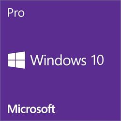 מערכת הפעלה מיקרוספט עברית Microsoft Windows10 Pro 64Bit Hebrew DVD