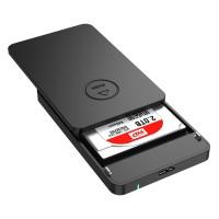 מארז לדיסק קשיח חיצוני מגירה בחיבור Orico 2569S3-BK Plastic 2.5''/SSD 6Gb enclosure USB 3.0