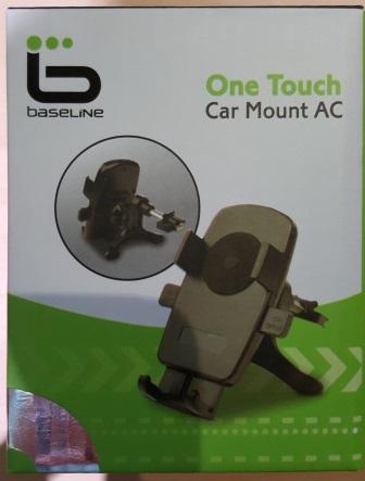 זרוע לרכב חיבור על פתח מיזוג האוויר Baseline One Touch MX1A
