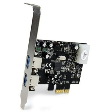 כרטיס הרחבה למחשב נייח Gold Touch PCIe Card 2 Port USB3.0 PCi-e