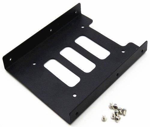 תושבת מתאם לדיסק קשיח מתכת ''2.5 או SSD ל-''3.5 OEM
