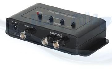 מגבר / מפצל אות וידאו אקטיבי, 1 כניסה 2 יציאות Provision CD102-2