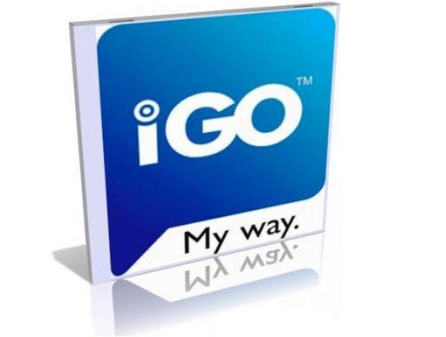 מפה מזרח אסיה תאימות למכשירי IGO PRIMO N.AMRICA i800,i905,i907 NovoGO