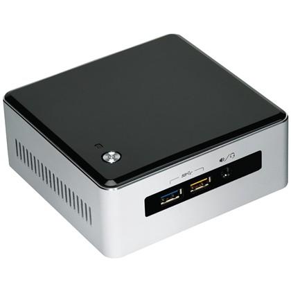 מחשב אינטל נוק קטן וסטרימר Intel NUC BOXNUC5I3RYHS Intel Core i3-5010U 2.10Ghz 4GB RAM 240GB SSD Free Dos