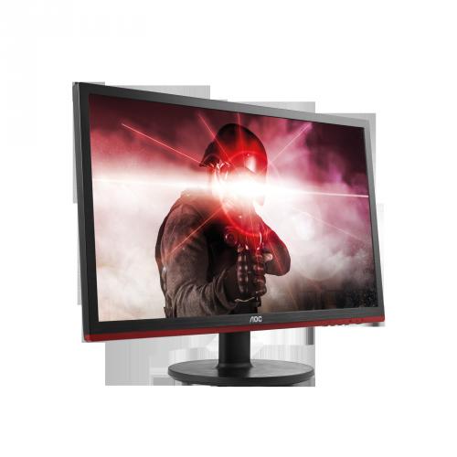מסך מחשב רחב דק לגיימרים Aoc G2460VQ6 24''Full HD 1:80,000,000 1ms HDMI