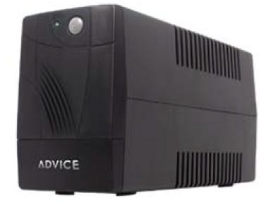 אל פסק אדוויס אינטראקטיב Advice EXCELLENT E-600 600VA Line Interactive