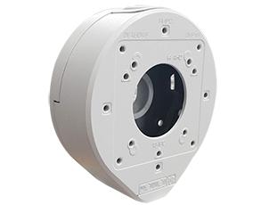 קופסאת חיבורים גדולה מתאים למצלמות AHD כיפה וצינור Provision PR-B47JB