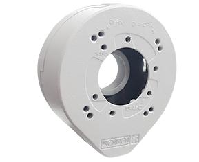 קופסאת חיבורים קטנה מתאים למצלמות AHD כיפה Provision PR-B37JB