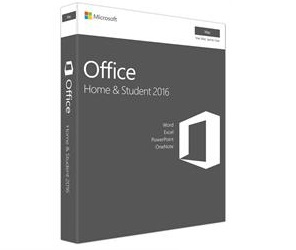 תוכנת מיקרוסופט אופיס מק ביזנס אנגלית Microsoft Mac Office Home & Business 2016 English Medialess