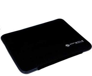תיק עטיפה אלסטי מרופד למחשב נייד בצבע שחור Miracle Miracase NS-021BL Stylish Collection 14.1'' Black
