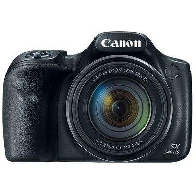 מצלמה דיגיטלית + וידאו קנון Canon PowerShot SX-540 20 Mega Pixel Full HD