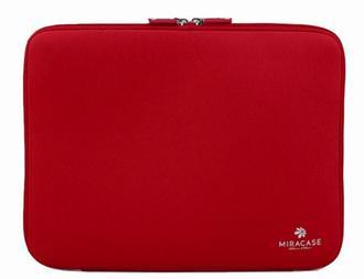 תיק עטיפה למחשב נייד Miracle NS-021RE Stylish Collection 15.6'' Red