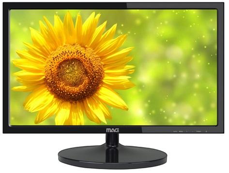 מסך מחשב מאג דק רחב כולל רמקולים Mag S22HD 21.5'' Wide 2ms 1:5,000,000 LED HDMI