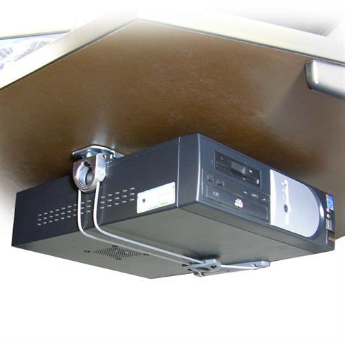מחזיק מעמד אוניברסלי למארז מחשב ארגוטרון Ergotron E-80-105-064 Universal CPU Holder