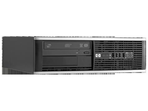 מחשב מותג מחודש קומפק HP Compaq Pro 6300 SFF Intel Quad Core i5-3470 3.6GHz 16GB 250GB Win 7 Pro