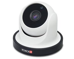 מצלמת כיפה צבעונית פרוויז'ן יום לילה Provision 720P AHD/Analog 1.3Mega Pixel DI-380AHDB36 3.6mm 24Led 15M