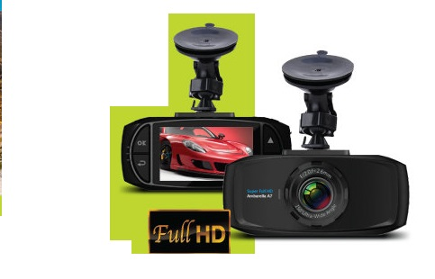 מצלמת וידאו לרכב לתיעוד הנסיעה NovoGo NV16 2.7'' LCD 1080p HDR Full HD