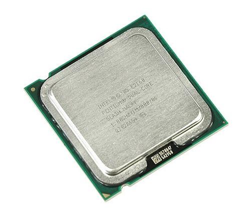 מעבד משומש אינטל IntelPentium Dual Core E2160 1.8GHz 1MB 800MHz LGA775